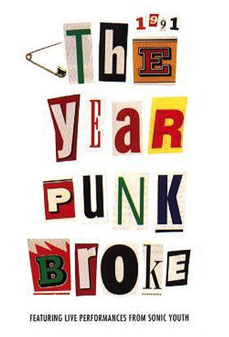 The Year Punk Broke